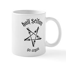 Hail Seitan - Go Vegan No.1.1 Mug