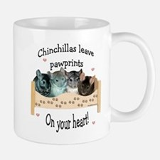 Chin Pawprints Mug