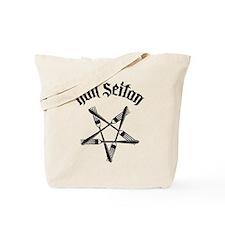 Hail Seitan 1.2 Tote Bag