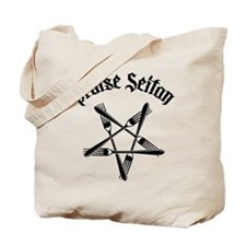 Praise Seitan No.1.2 Tote Bag