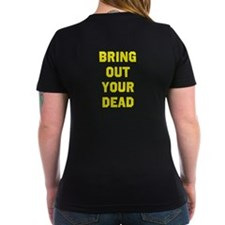 """CORONER """"Bring Out Your Dead"""" T-Shirt"""