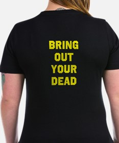 "CORONER ""Bring Out Your Dead"" T-Shirt"