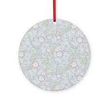 Lace Garden Ornament (Round)