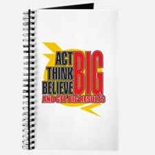 Big Affirmations Journal