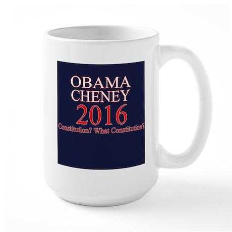 ObamaCheney2016 Mug