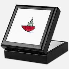 TugboaTee Keepsake Box