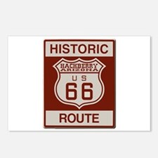 Hackberry Route 66 Postcards (Package of 8)