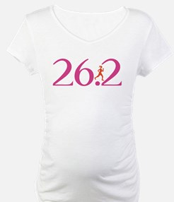 26.2 Marathon Run Like A Girl Shirt