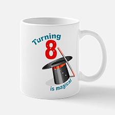 Magic Party 8th Birthday Mug