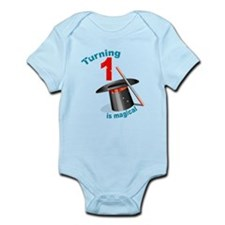 Magic Party 1st Birthday Infant Bodysuit