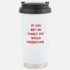 understand Travel Mug