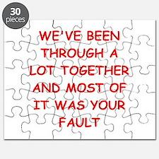 blame Puzzle