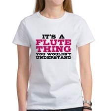 It's a Flute Thing Tee