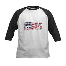 Star Spangled Hammered Baseball Jersey