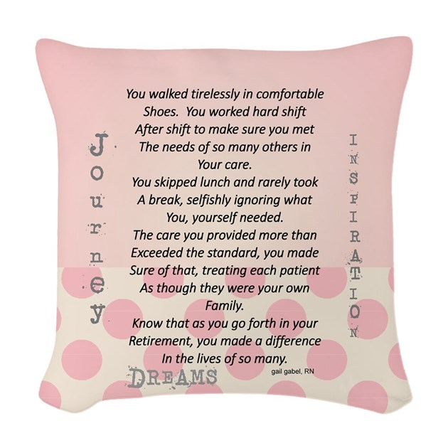 The profile on the pillow a poem