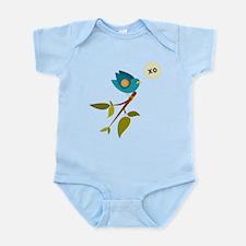 xo_summer Infant Bodysuit