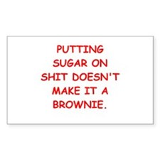 BROWNIES Decal