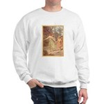 """Footsteps of Love"" Sweatshirt"