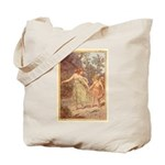 """Footsteps of Love"" Tote Bag"