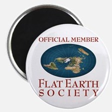 Flat Earth Society - Magnet