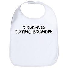 Survived Dating Branden Bib