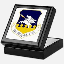 51st FW Keepsake Box