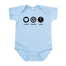 Skeleton Infant Bodysuit