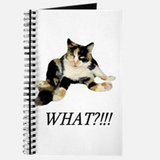 CAT WITH AN ATTITUDE Journal