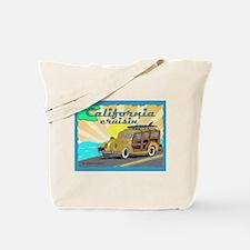 california dreamin Tote Bag