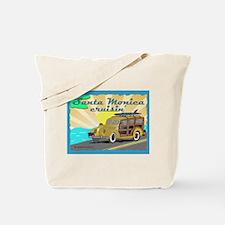 Santa Monica Cruisin' Tote Bag