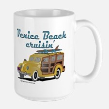 Venice Beach Cruisin' Mug
