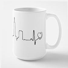 San Francisco Heartbeat (Heart) Mug