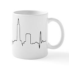San Francisco Heartbeat Mug