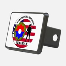 9th Infantry Division Hitch Cover