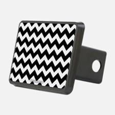 Chevron Black Hitch Cover