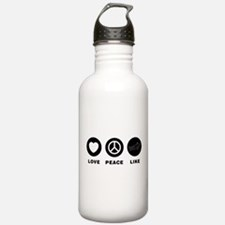 Crime Scene Water Bottle
