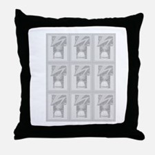 Inspired by Bad Brains Throw Pillow