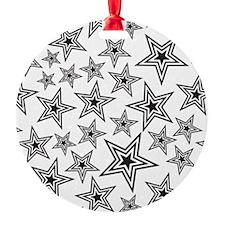Triple Star Paulie D Ornament