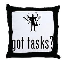 Multitasking Throw Pillow
