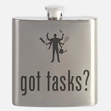 Multitasking Flask