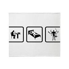 Multitasking Throw Blanket
