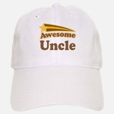 Awesome Uncle Baseball Baseball Cap