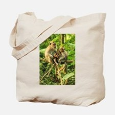 Togetherness on a Branch Tote Bag
