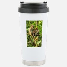 Togetherness on a Branch Travel Mug