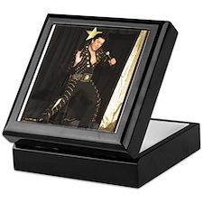 Unique Kelli Keepsake Box