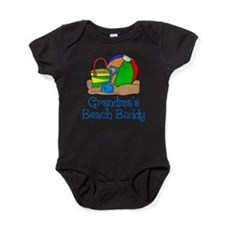 Grandmas Beach Buddy Baby Bodysuit