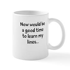 Learn my lines Mug