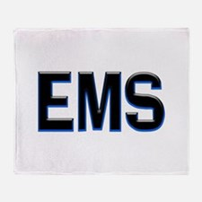 EMS Throw Blanket
