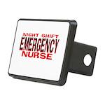 NS EMERGENCY NURSE Hitch Cover