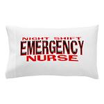 NS EMERGENCY NURSE Pillow Case